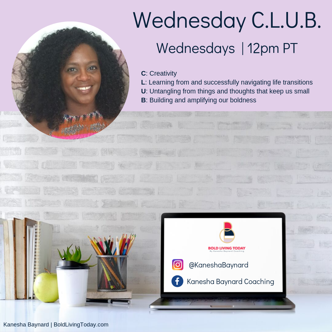 Creativity + Upcycling + Mindfulness | Wednesday C.L.U.B. (e3)